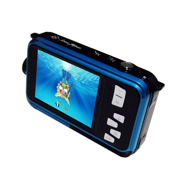 blue-camera